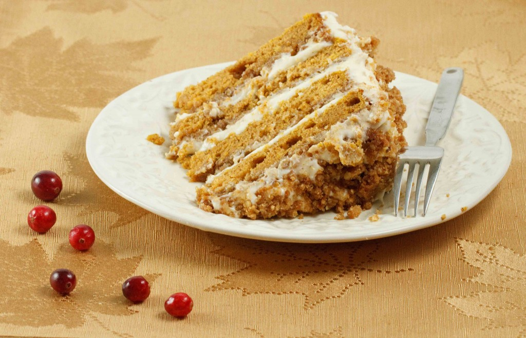 pumpkin crunch cake recipe cake recipes mcgreevy cakes 6854